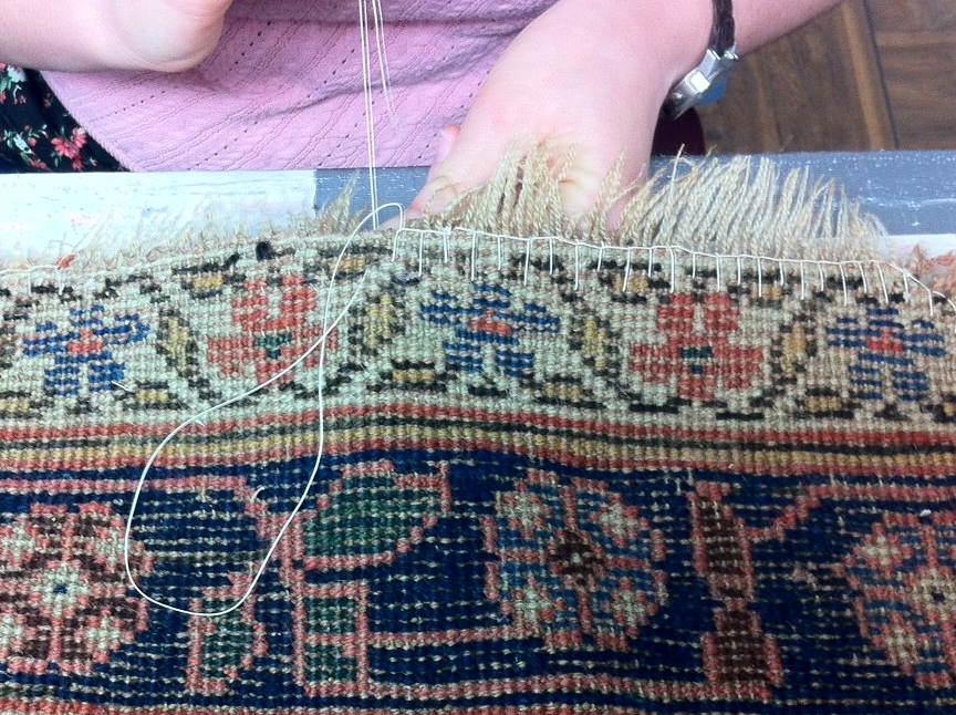Christian-Lorraine Oriental Rugs
